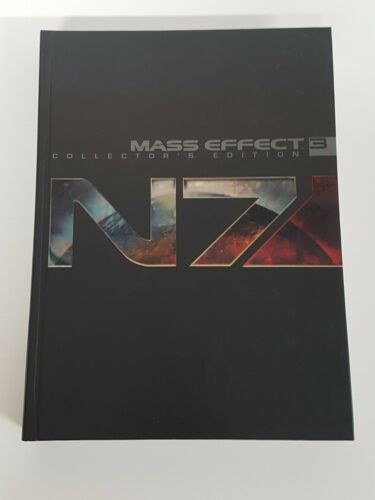 Mass Effect 3 Collector's Edition N7 Guide Prima