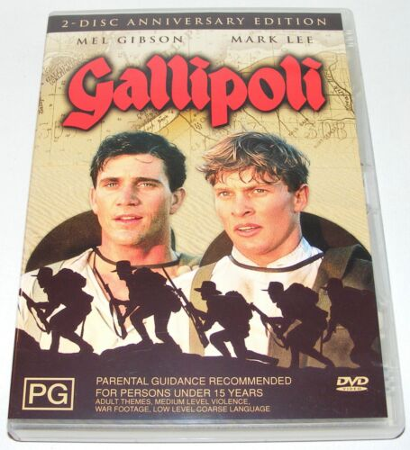 GALLIPOLI---- (DVD, 2-Disc Set)