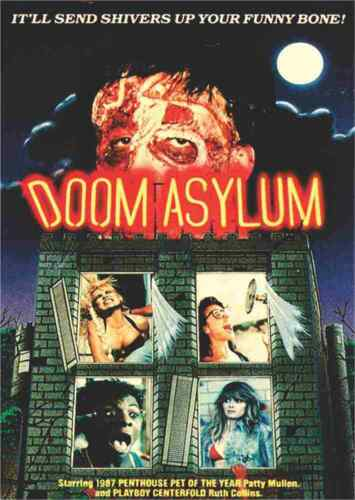 Doom Asylum - 1988 Horror Slasher - Patty Mullen, Ruth Collins, Kristin Davis