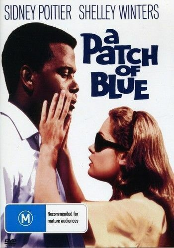 A Patch Of Blue DVD Sidney Poitier New and Sealed Australian Release
