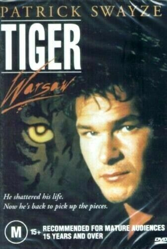 Tiger Warsaw DVD Patrick Swayze Brand New and Sealed Australian Release