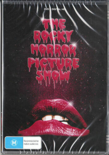 The Rocky Horror Picture Show DVD Brand New and Sealed Australian Release