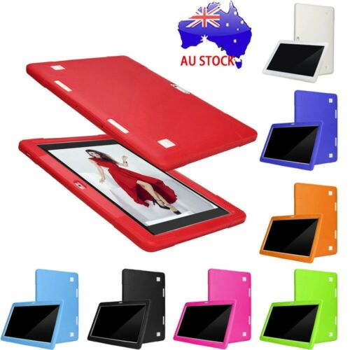 Universal Shockproof Soft Silicone Cover Case For 10 10.1 Inch Android Tablet PC