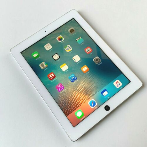  iPad 3 32Gb A1416 Wi-Fi MD329 White (unlocked) used/very good cond •FREE Post•