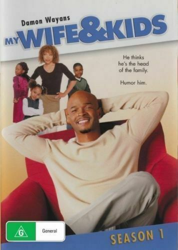 My Wife and Kids Complete Season 1 DVD Brand New and Sealed Australian Release