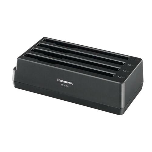 Panasonic 4-Bay Battery Charger for CF-20 & FZ-A2