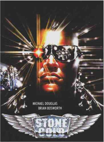 Stone Cold - 1991 Bikie Crime Action - Brian Bosworth, Lance Henriksen - DVD