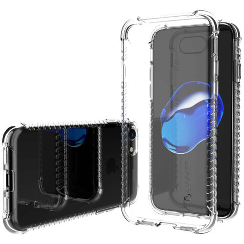 Luvvitt Clear Grip Shockproof Flexible TPU Case for iPhone SE 2020 / iPhone 7/8