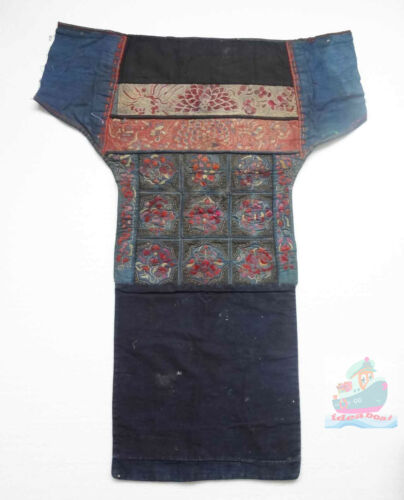 92x73cm Chinese ethnic minority women's Hand Embroidery piece(Baby Carrier)