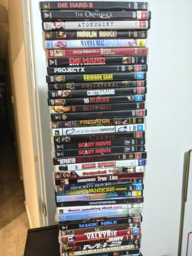 Action Blockbuster Hit Movie DVD's Huge Range to Choose! Pick & Save From $1.99!