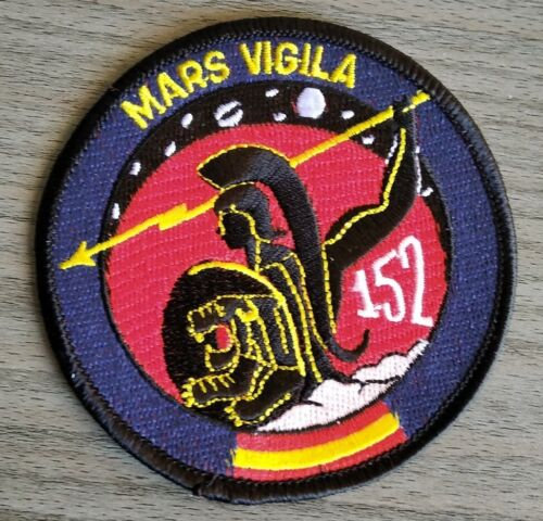 SPANISH AIR FORCE ALA 15 PATCH PARCHE 152 SqnParches - 4725