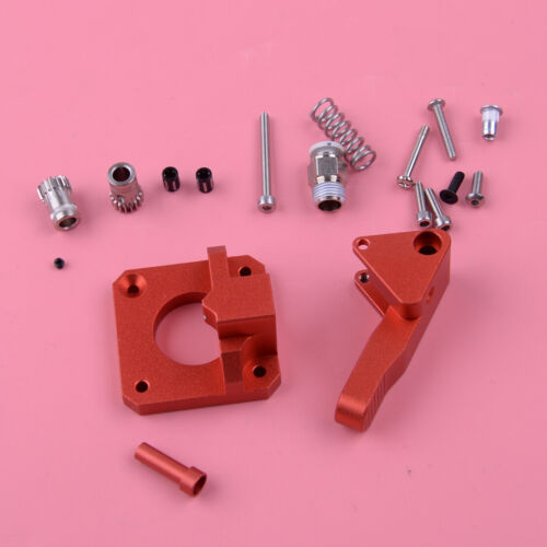 Direct Drive Extruder Dual Gear Kit Fit for 3D Printer CR-10S PRO Ender-3