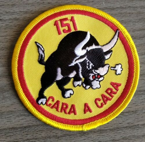 SPANISH AIR FORCE ALA 15 PATCH PARCHE 151 SqnParches - 4725