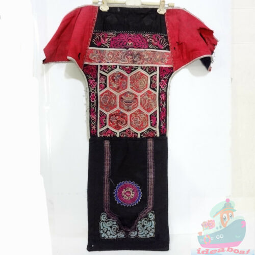 106x94cm Chinese ethnic minority women's Hand Embroidery piece(Baby Carrier)