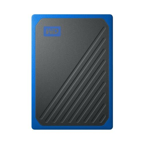 WD 1TB My Passport Go SSD Cobalt Portable External Storage USB 3.0 With Tracking