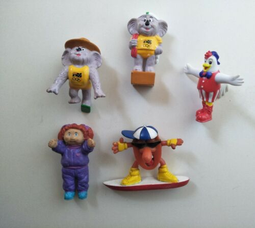 Assorted Toy Figures