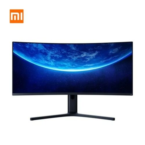 "XIAOMI Curved Gaming Monitor 34"" inch 3440*1440 144hz WQHD  21:9"
