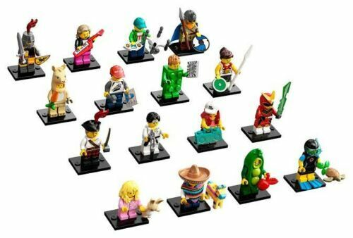 "LEGO 71027 SERIES 20 MINIFIGURES ""PICK YOUR OWN"" FREE POST"