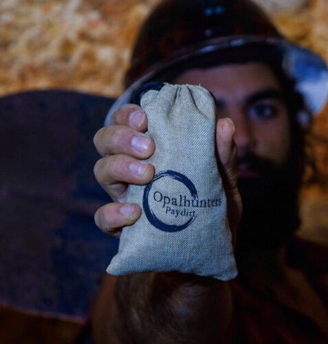 Opal Dirt Bag (Opal Paydirt)