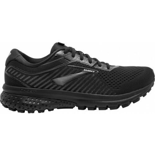 NEW MENS BROOKS GHOST 12 RUNNING / TRAINING SHOES - WIDE-FIT (2E) - ALL SIZES