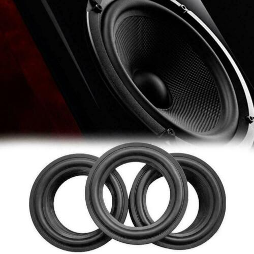 4-12 Inch Speaker Surround Rubber Woofer Edge Ring Protect Audio Foam H3r0