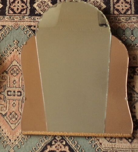 ART DECO 2 TONE MIRROR #1