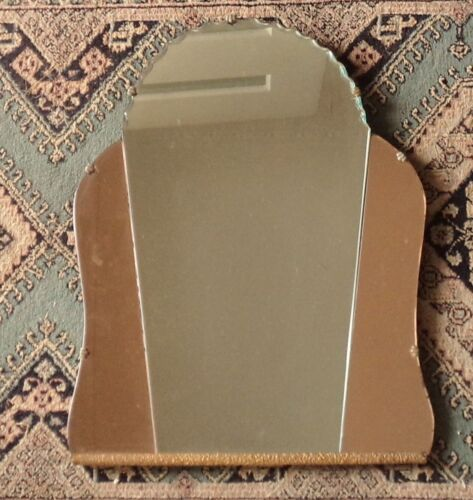 ART DECO 2 TONE MIRROR #2