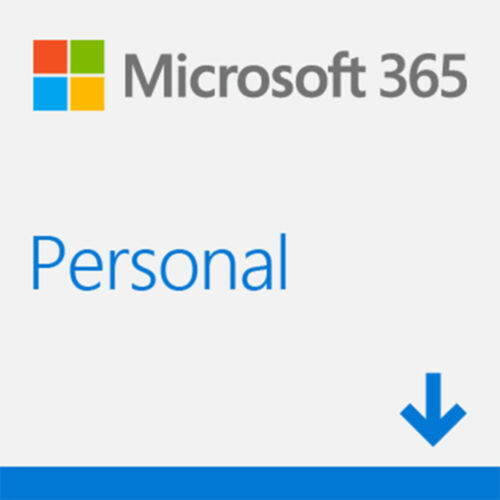 Microsoft 365 Personal | 12-Month Subscription, for 1 Person