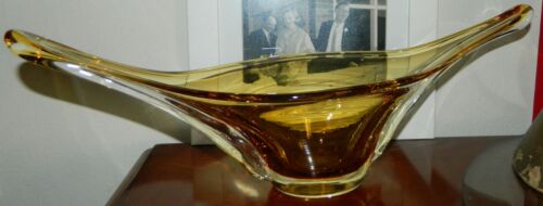 VINTAGE 1970s Murano Glass Table Centrepiece