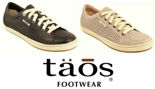 Taos Shoes Leather comfort walking shoes lace up sneakers Taos Footwear Jester