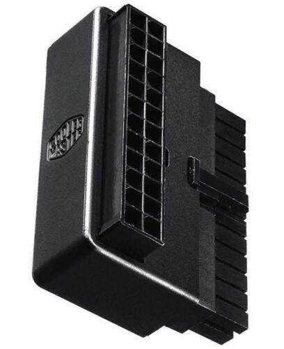 Cooler Master (CMA-CEMB00XXBK1-GL) ATX 24 Pin 90 Degree Adapter, Universal Mothe