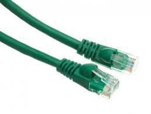 Network Cable - 0.25M RJ45M to RJ45M Cat6 Cable -GREEN