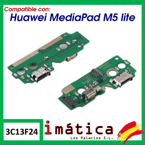 Board Charge For Huawei Mediapad M5 Lite Connector USB 10.1 Port Vibrator