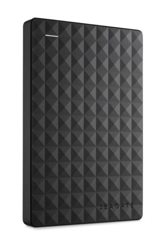 Seagate Expansion Portable 2TB external hard drive 2 tb Black