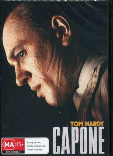 Capone DVD NEW Region 4