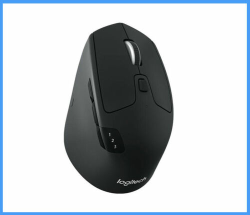 Logitech M720 Triathlon Multi-Device Wireless Mouse USB Optical Sensor Mouse AU