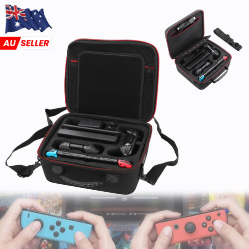 Protable Travel Carrying Hard Case Compatible for Nintendo Switch Storage Holde