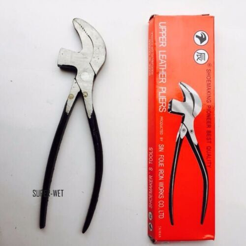 1PCS DIY Cobbler Pliers Pincers for Shoemaking Leathercraft Leather Working Tool