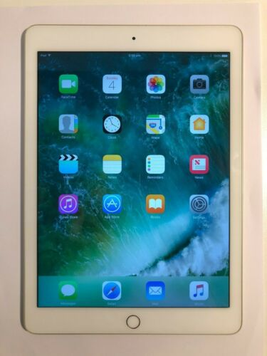 Apple iPad Air 2 16GB Wi-Fi 9.7in Gold A1566 GOOD CONDITION AUS STOCK