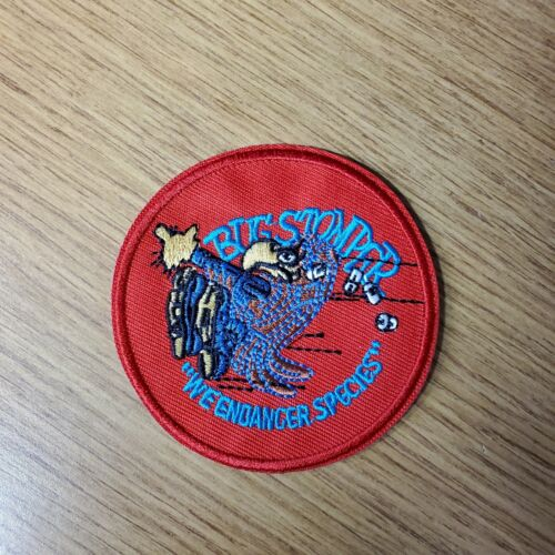 Aliens Bug Stomper Patch 3 inches