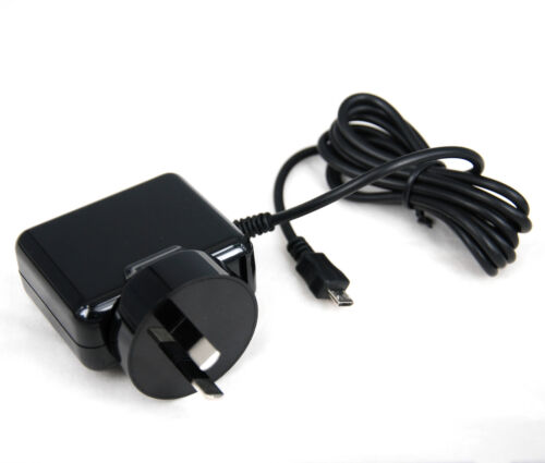 10W 5V 2A AC Adapter Home Wall Charger BLACK for Lenovo Yoga Tablet 2 8 10 HD+