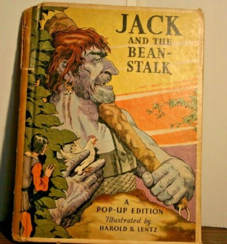 499/32 JACK AND THE BEAN-STALK