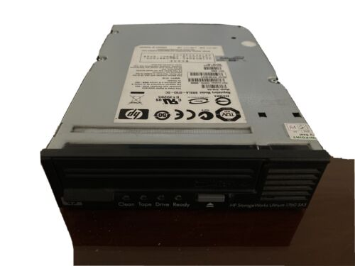 HP StorageWorks Ultrium 1760 SAS LTO-4 LTO4 Drive With HBA and Cable