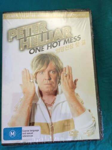 PETER HELLIAR ONE HOT MESS - NEW SEALED - FREE STD POST