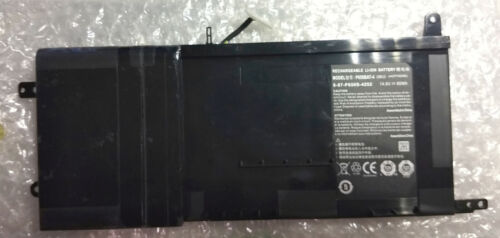 Genuine P650BAT-4 Laptop Battery For Clevo / Metabox 650SE / Sager / Hasee