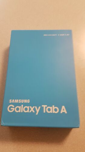 "Samsung Galaxy Tab A 8.0 SM-T355Y 16GB, Wi-Fi + 4G 8"" Tablet - White. As new."