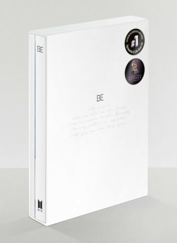 [PREORDER] BTS BE ESSENTIAL EDITION OFFICIAL ALBUM