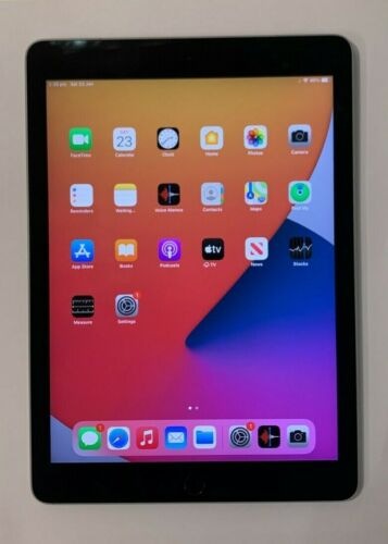 Apple iPad Pro 9.7 256GB Grey A1674 WiFi + Cellular Excellent Aussie Stock