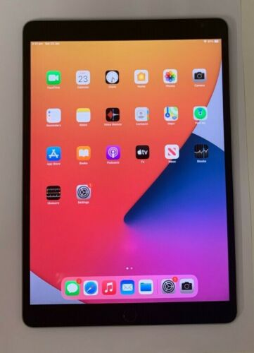 """Apple ipad pro 10.5"""" (2017) 256GB A1709 WIFI/4G Excellent Condition Aus Stk Grey"""
