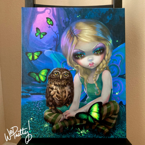 JASMINE BECKET GRIFFITH Summer - Limited Edition Canvas Print Framed First #1/42
